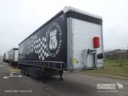Schiebeplanenauflieger Schmitz Cargobull Semitrailer Rideaux Coulissant Standard 2019