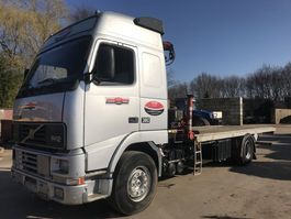drop side truck Volvo FH12-380 **PALFINGER PK10500-FRENCH TRUCK** 1997
