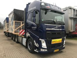 drop side truck Volvo FH540 2018