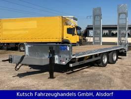 lowloader trailer Müller-Mitteltal ETÜ-TA-R 19 Tieflader Pateau 2021