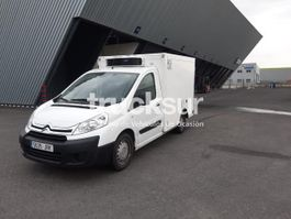 refrigerated closed box lcv Citroën Jumpy 125.29 2016