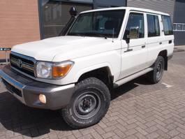 all-terrain vehicle Toyota Land Cruiser 4.2 hzj76l airco 12-2013 euro5 hzj 76 safari 2013