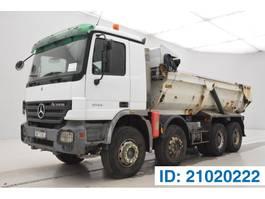 tipper truck > 7.5 t Mercedes-Benz Actros 4141 - 8x4 2006