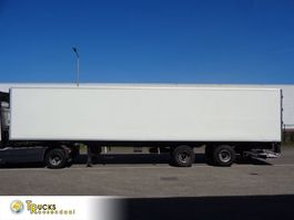 refrigerated semi trailer Krone SZF 20 + Carrier Maxima 2 + 2 axle + Steering axle 2000