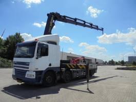 crane truck DAF CF 85.380 PAFINGER PK42000 2003