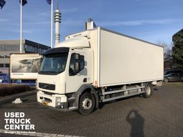 refrigerated truck Volvo FL240 4x2 Rigid Diesel & CNG, Thermo king CT-10 2011