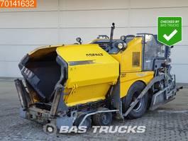 wheeled asphalt paver Dynapac F1700 WS 2014