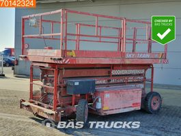 construction lift Other Holland Lift HL 125 EV Lift 15m high - Platform 1989