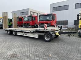 lowloader trailer Fliegl DTS 300 Dieplader 2019