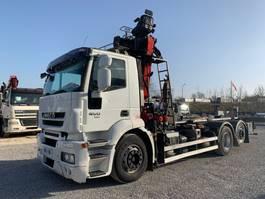 tipper truck > 7.5 t Iveco Stralis 260.45 Stralis 260S45 EEV 2011