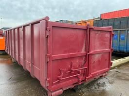 open top shipping container Vernooy Nieuwe azetbak