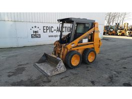 wheel loader Case 1825B 2000