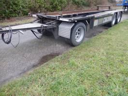 container chassis trailer GS Meppel AC 2800 R 3 As Aanhangwagen T.b.v. Wissellaadbak(ken), WN-77-PG 1995