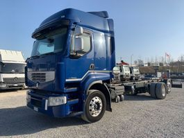 chassis cab truck Renault Premium 460 DXi 2012