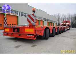 lowloader semi trailer KAESSBOHRER SLH 8 Low-bed