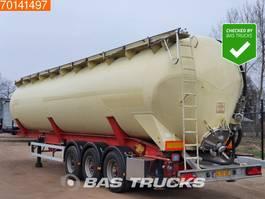 feed semi trailer Feldbinder 63m3 Kippsilo 24v Kipphydrauliek 1999