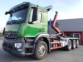 container truck Mercedes-Benz AROCS