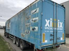walking floor semi trailer Kraker CF 200 91 m3. €6950,- !!!!!!! 2007