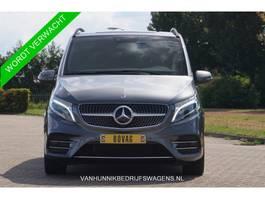closed lcv Mercedes-Benz V-klasse 300d XL Avantgarde AMG Edition Dubbel Cabine 360Cam, Comand, Burmester, ... 2021