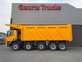 tipper truck > 7.5 t Ginaf HD 5380 T 10X6 HEAVY DUTY MINING TIPPER/DUMPER 2014