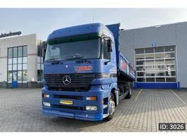 LKW Kipper > 7.5 t Mercedes-Benz Actros 1843 BigSpace, Euro 1, Intarder 1998