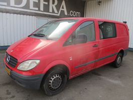 closed lcv Mercedes-Benz Vito 2.2 CDI , Airco 2005