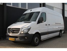 closed lcv Mercedes-Benz Sprinter 314 2.2 CDI Automaat L3H2 - Airco - Navi - Cruise - € 17.900,- Ex. 2017