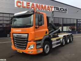 container truck DAF CF 430 FAQ 8x2 VDL 30 ton's 2021