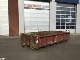 open top shipping container Container 8m3 2000