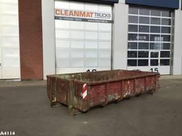 Open Top Versandcontainer Container 8m3 2000