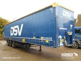 Schiebeplanenauflieger Schmitz Cargobull Semitrailer Συρόμενος μουσαμάς Πρότυπο 2015