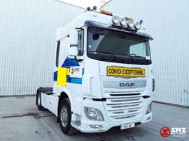 cab over engine DAF XF 460 106 SpaceCab Intarder Full option 2015