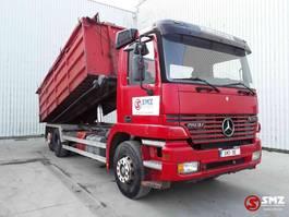container truck Mercedes-Benz Actros 2540 1997