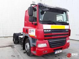 cab over engine DAF CF 410 85 Adr Zf intarder 2012