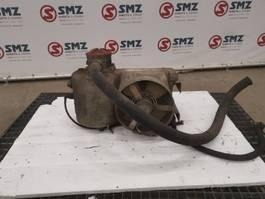 Engine part truck part Occ Oliekoeler met ventilator