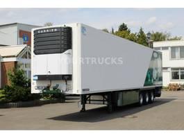 refrigerated semi trailer LAMBERET Carrier Maxima 1300 + Strom / Pal-Kasten / FRC 2011