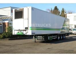 refrigerated semi trailer LAMBERET Carrier Vector 1950Mt/Strom/Bi-Temp/Ladebordwand 2013