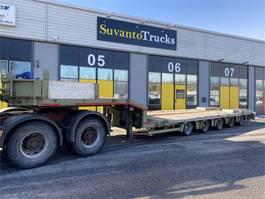 lowloader semi trailer Nooteboom OSD58-05V 2000