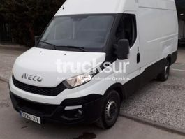 refrigerated closed box lcv Iveco 35 S13 2015