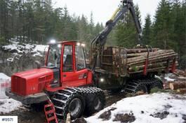 andere landwirtschaftliche Maschine Komatsu 895 8x8 Load carrier. WATCH VIDEO 2013