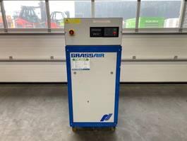 compressors Grassair WIS 11.7 Silent 4 kW 550 L / min 12 Bar Schroefcompressor 1996