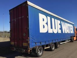 other full trailers Kel-Berg 13,6 mtr gardin - dobbeltdæk 2012