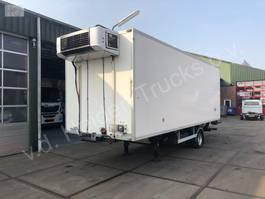 Kühlauflieger Bunk BU 7000   Carrier Frigo   BE Oplegger 2012