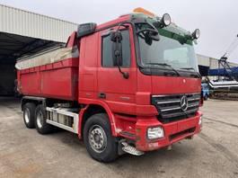 tipper truck > 7.5 t Mercedes-Benz Actros 2655 Actros 2009