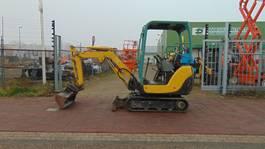 crawler excavator Yanmar SV15 2014