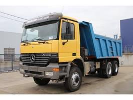 tipper truck > 7.5 t Mercedes-Benz Actros 3340 AK -6x6 2000