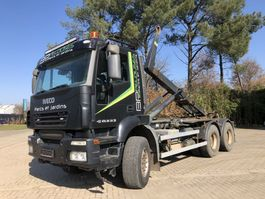 container truck Iveco Eurotrakker 260 AD260T44 2006