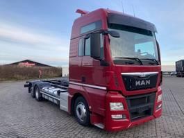 swap body truck MAN MAN TGX 7.82 volumen  26.440 TGX 2015