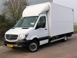 closed lcv Mercedes-Benz Sprinter 516 cdi laadklep xxl! 2016
