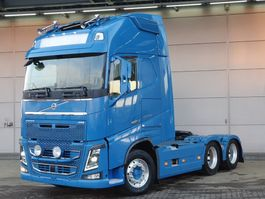 cab over engine Volvo FH16 650 6x4 XL retarder / Leasing 2016